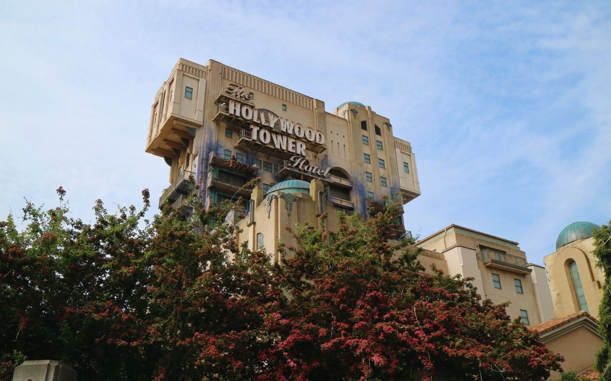 Tower of Terror Standby Pass