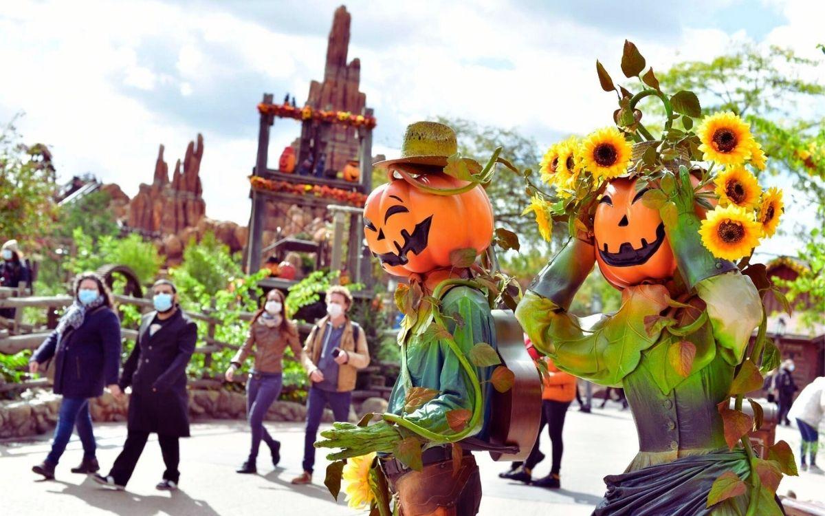Calendario 2021 stagioni Disneyland Paris