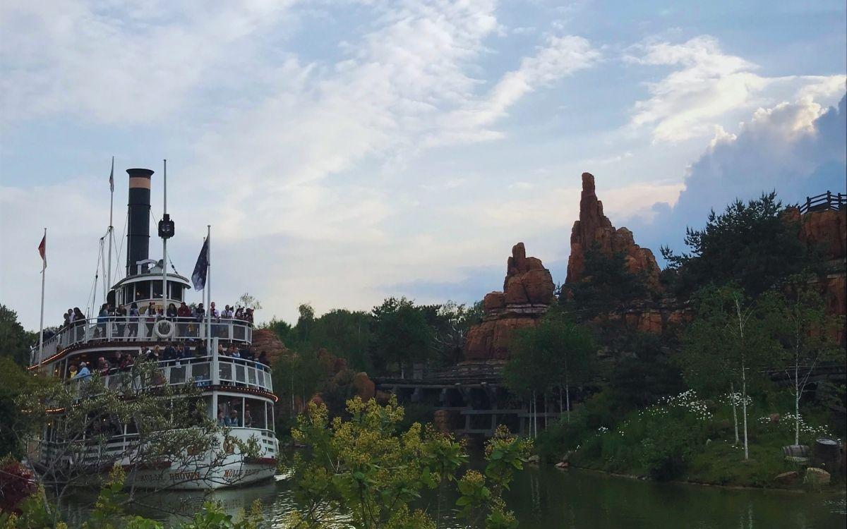 Frontierland Disneyland Paris