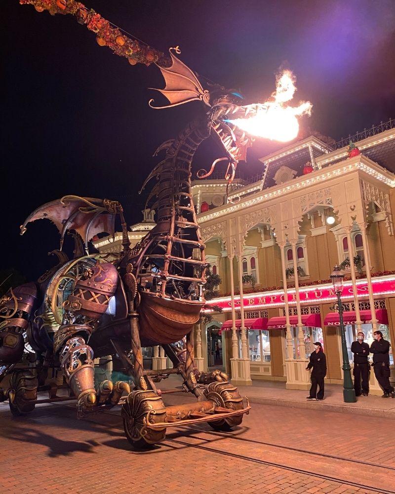Drago Disneyland Paris