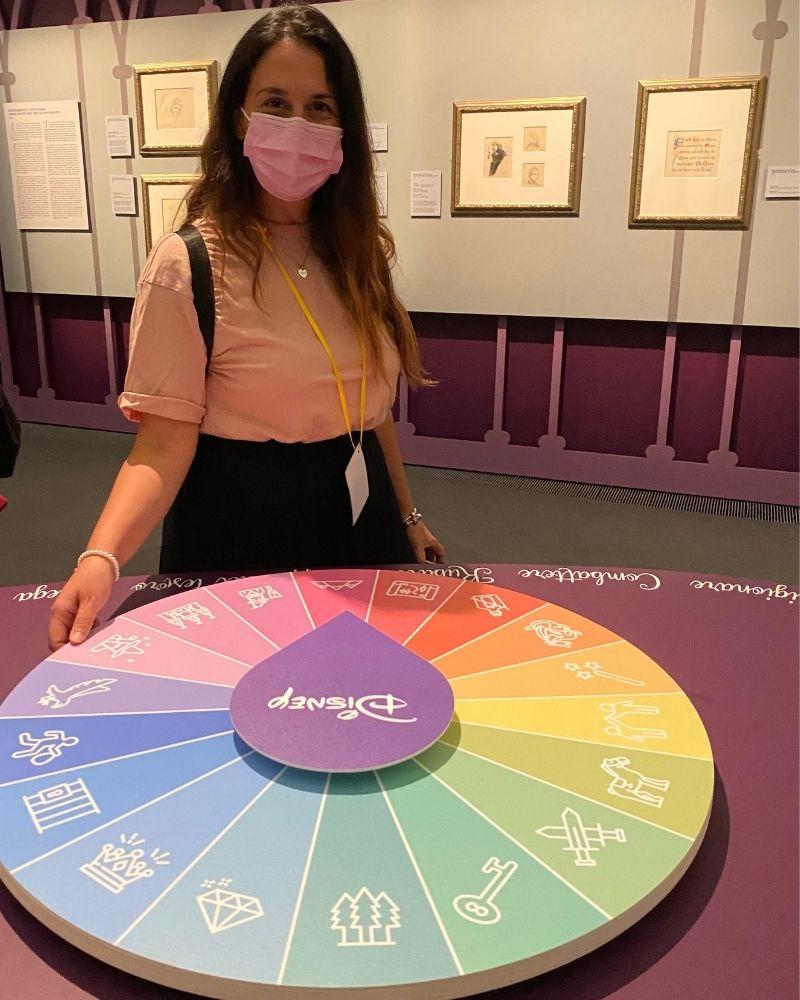 giochi interattivi mostra disney
