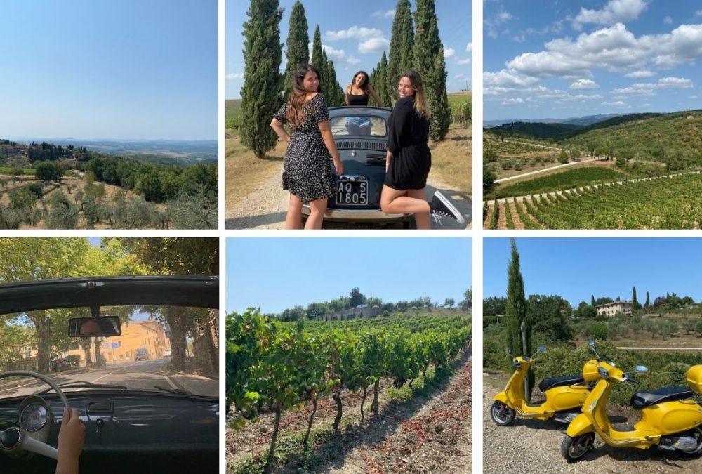 Tour nel Chianti
