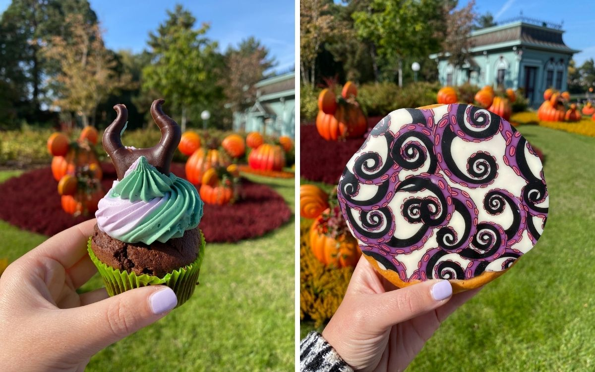 Dolci Halloween a Disneyland Paris