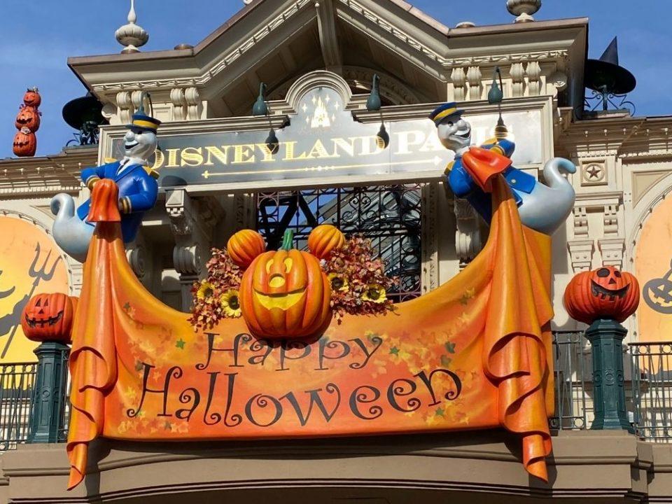 Cose da fare a Halloween a Disneyland Paris